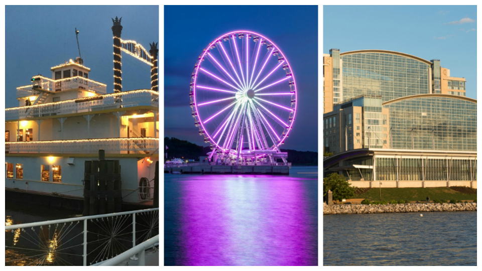 National Harbor Collage