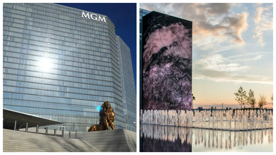MGM National Harbor Collage