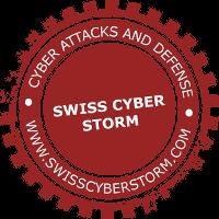 Logo Swiss Cyber Storm