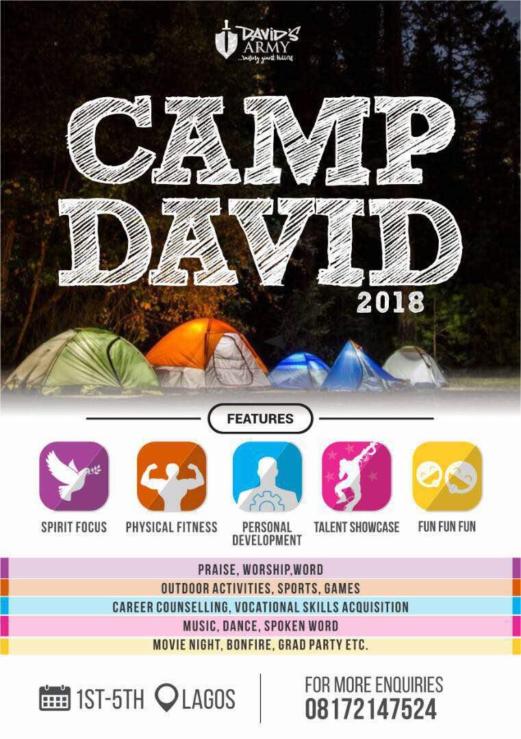 Camp David 2018