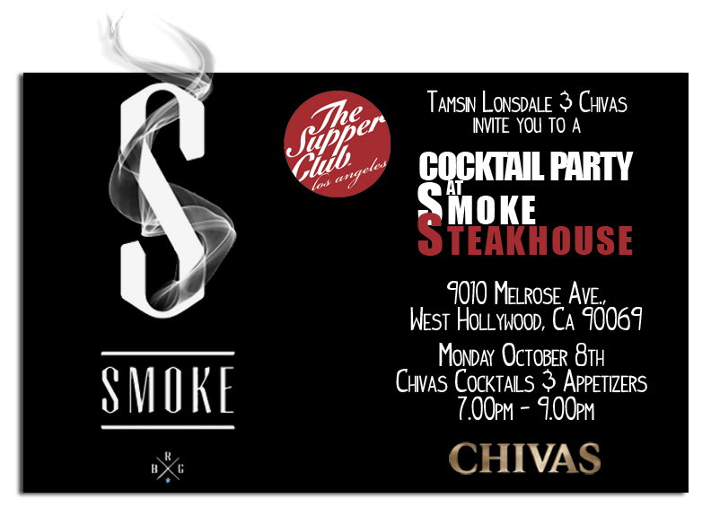 The Supper Club at Smoke
