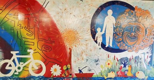 Warmington Mural - Excellence