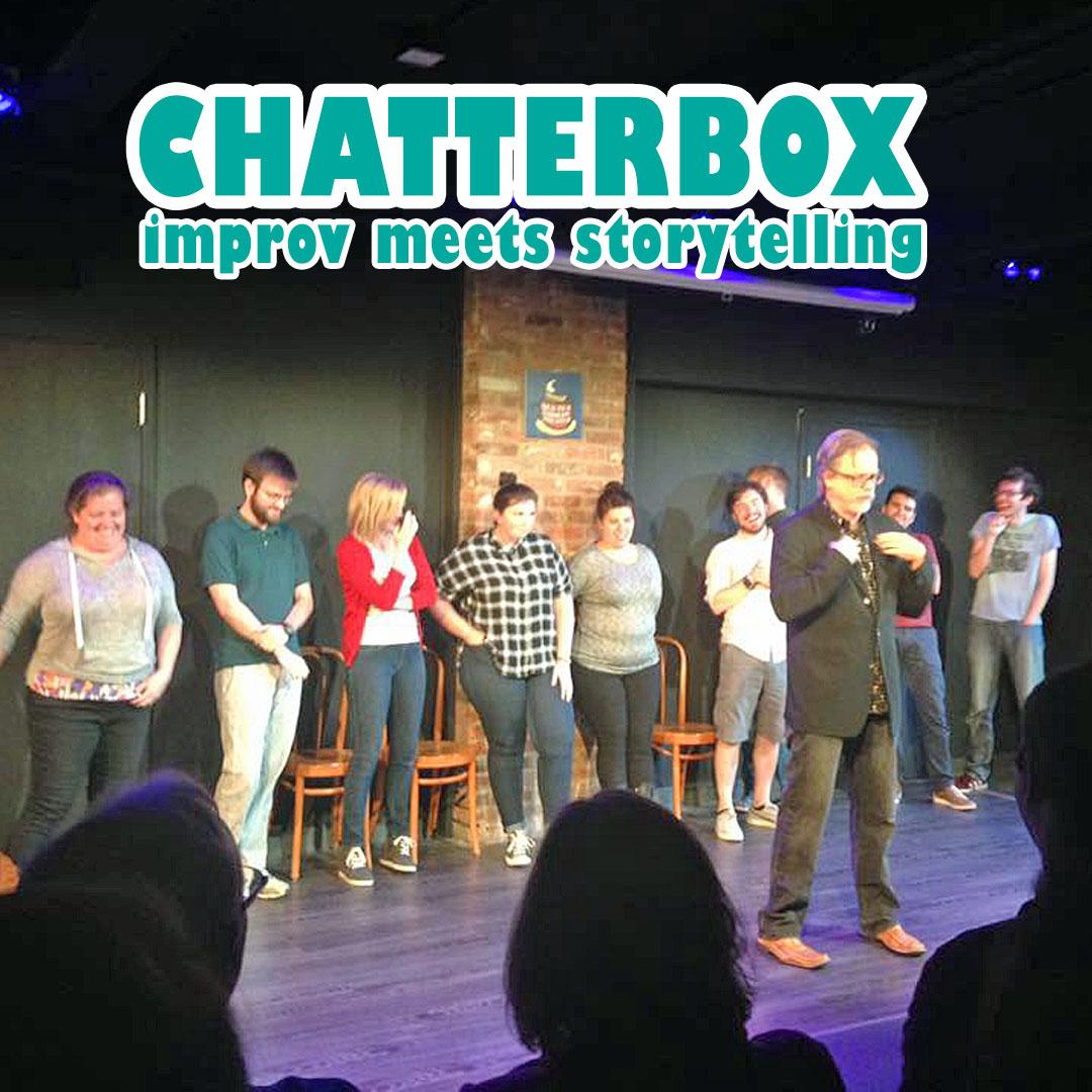 Chatterbox / Improv & Storytelling