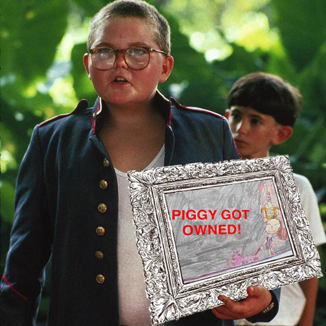 Piggy Got Owned