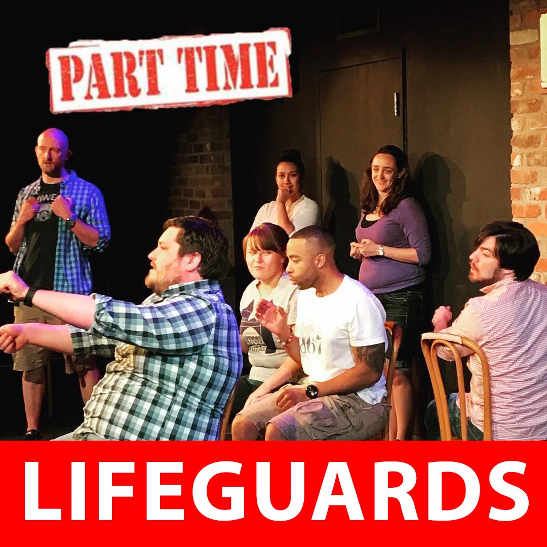 Part Time Lifeguards