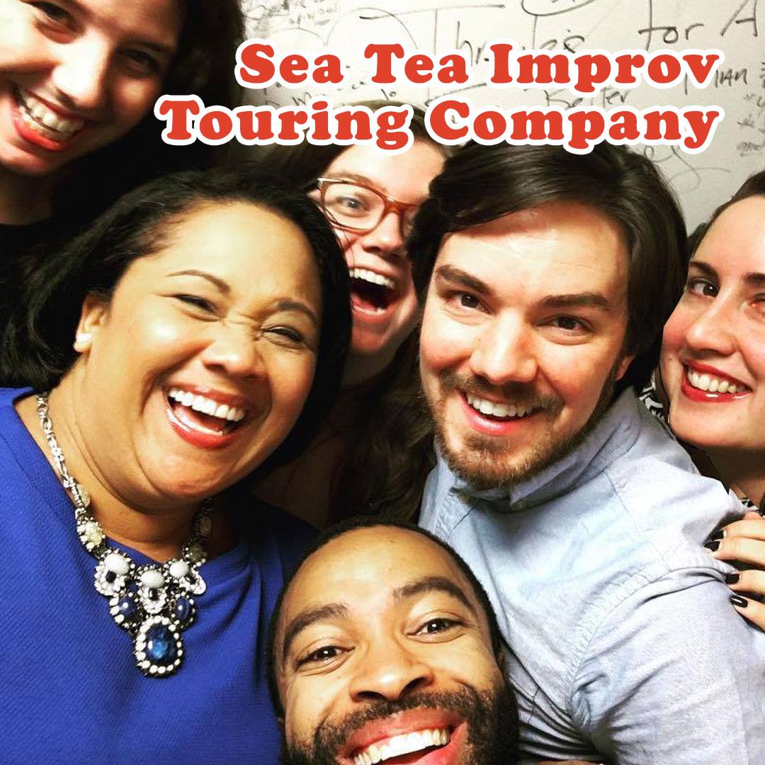 Sea Tea Improv Touring Company
