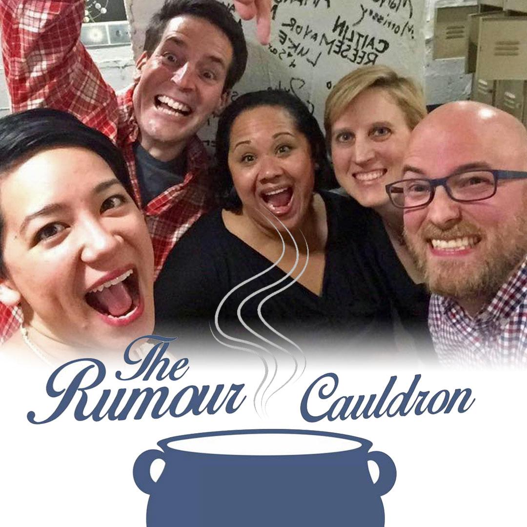 The Rumour Cauldron