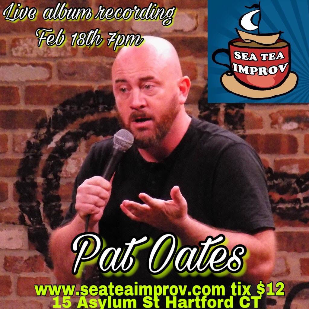 Pat Oates