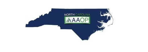 North Carolina AAOP logo