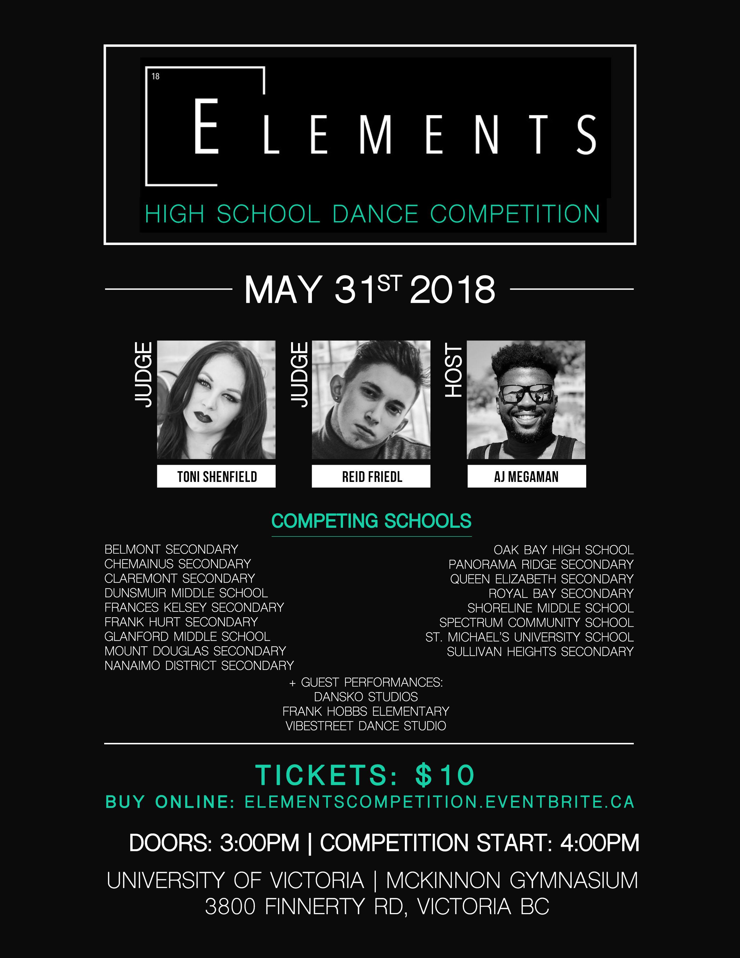 Elements Flyer