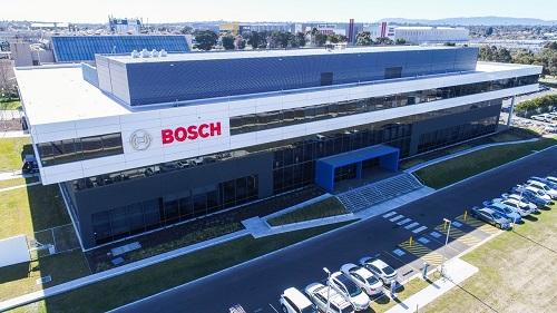 Bosch Clayton Factory