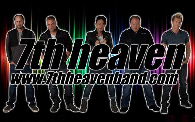 7th heaven band