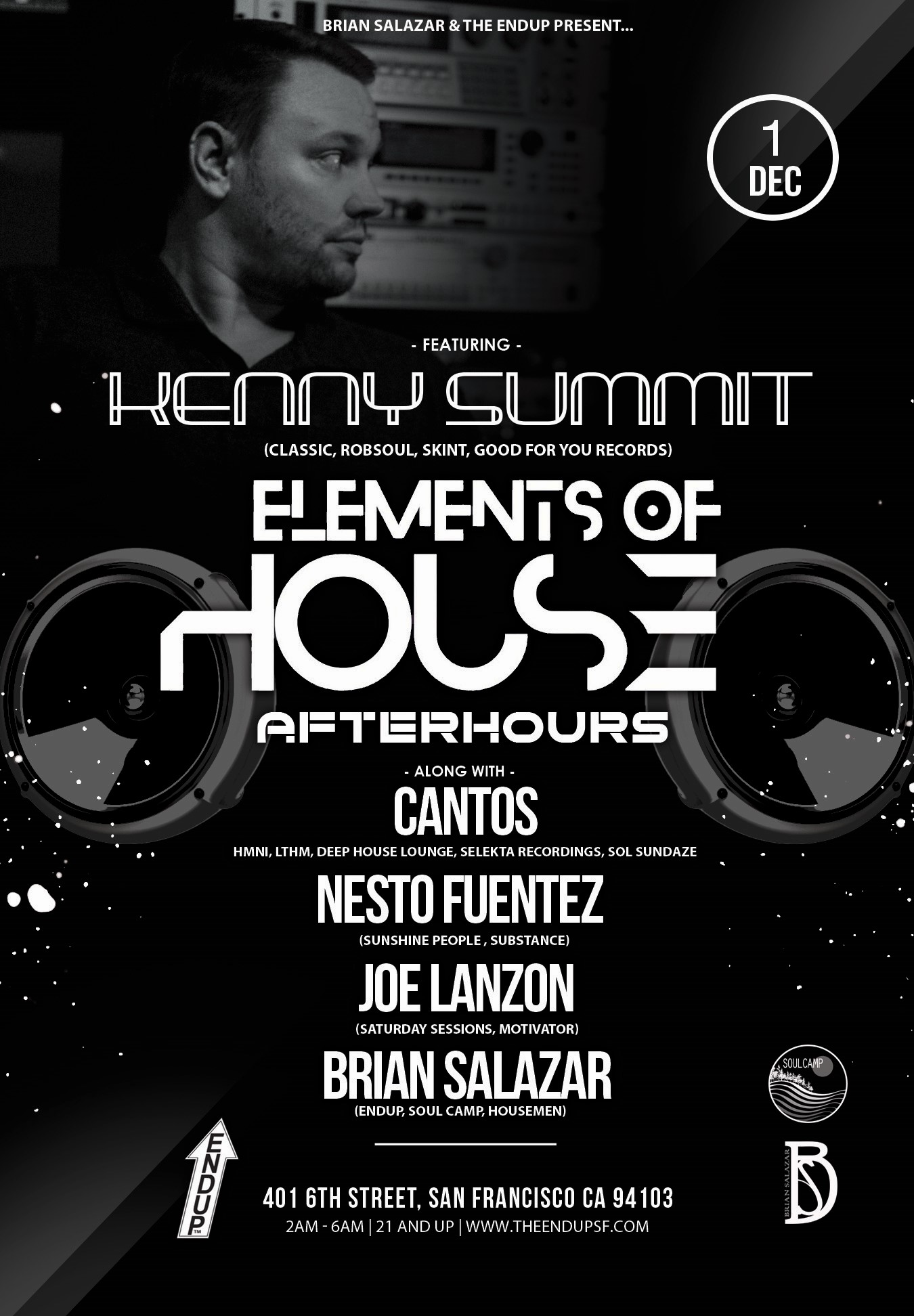 Elements of House