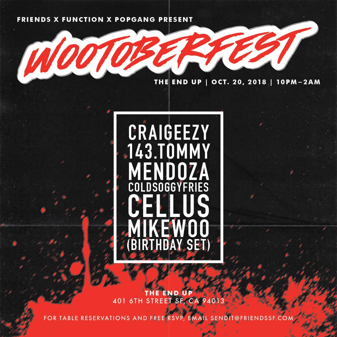 Wootoberfest