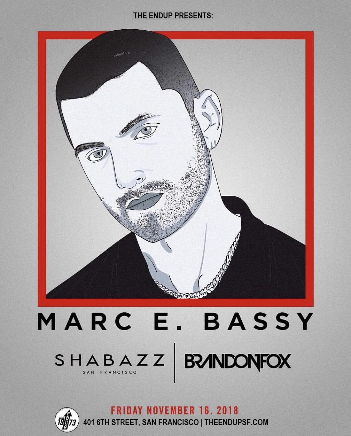 Marc E. Bassy