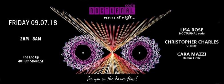 nocturnal code september 7