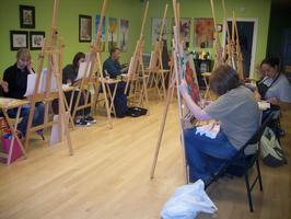 OP75 Oil Painting Class- October 11