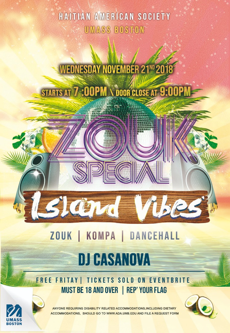 Zouk Special: Island Vibes