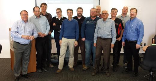 BWA Sandler Sales Training Group Photo – April 6th, 2018