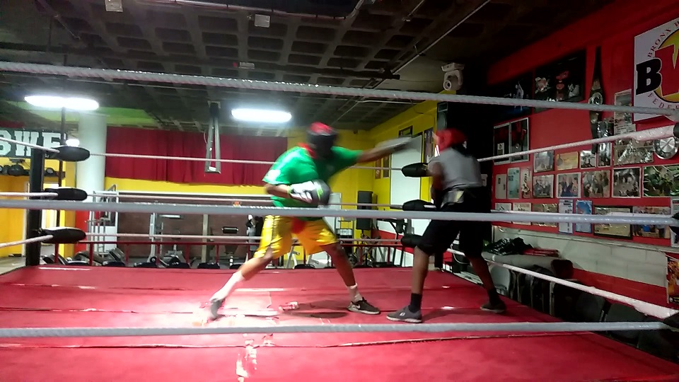 Boxing, Self-Defense, Philly Shell