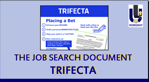 The Job Search Document Trifecta
