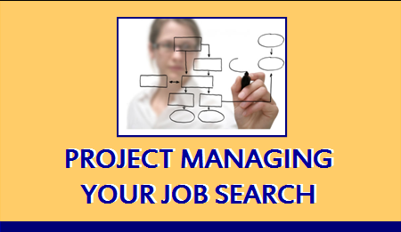Project Managing Your Job Search