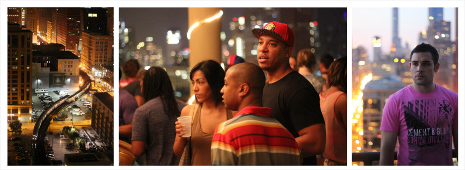 2012 DRE&J Rooftop BBQ
