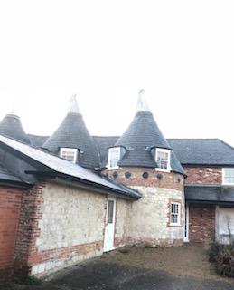 Bury Court Oast House