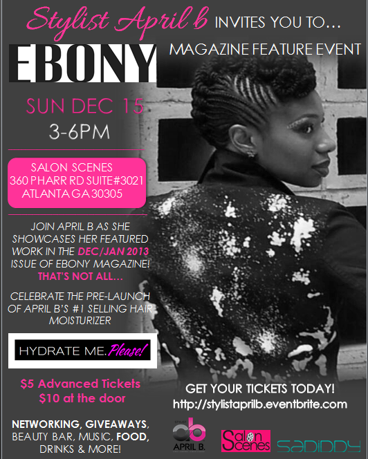 EBONY FEATURE FLYER