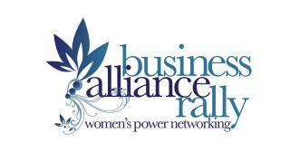Women's Power Networking Business Alliance Rally logo