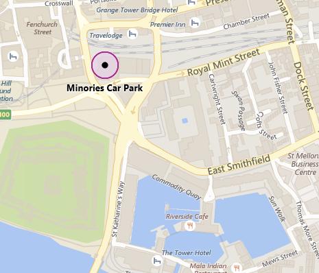 Address for Car Park