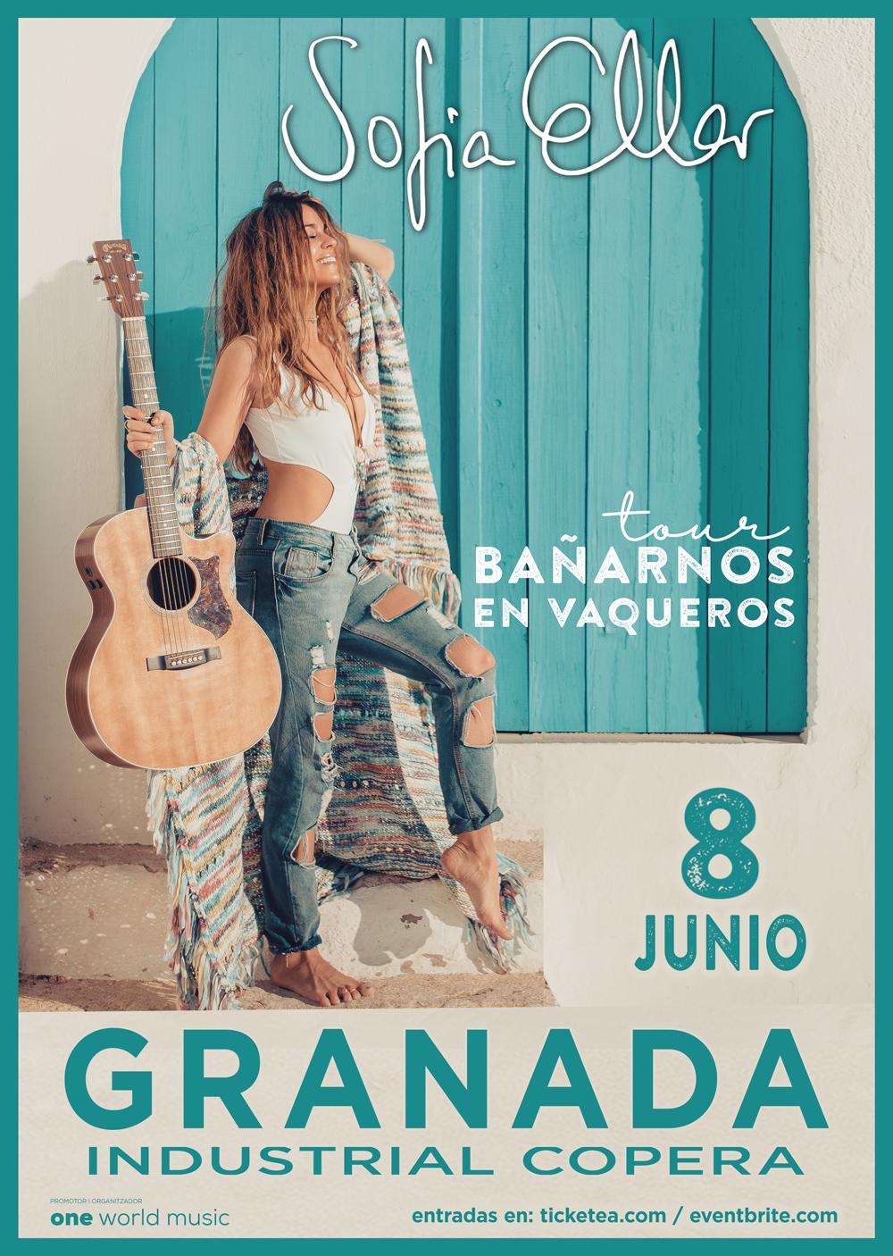 Sofia Ellar en Granada
