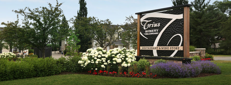 Trius Winery Sign