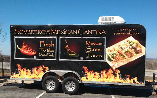 Sombreros Taco Truck
