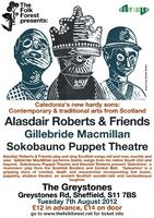 The Folk Forest Presents.... ALASDAIR ROBERTS and FRIENDS
