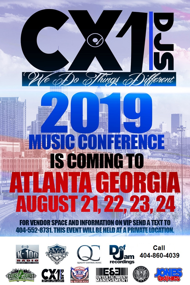 Cx1DJs 2019 Music Conference Tickets, Wed, Aug 21, 2019 at 12:00 PM