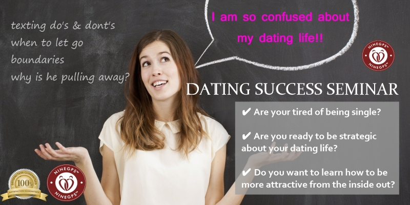 dating a blind woman