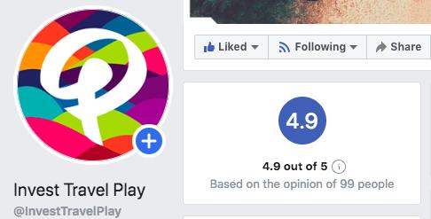 Facebook Review Header