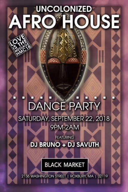 Afro House Party