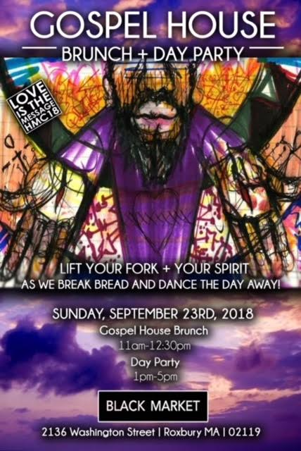 Gospel House Brunch and Day Party