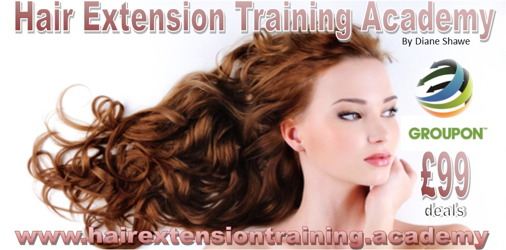 Groupon 1 day hair extension course for just £99