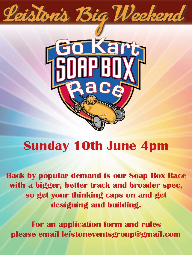 Leiston Soap Box Go Kart Race