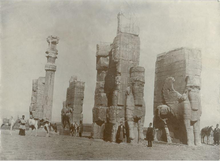 Persepolis - fotograaf onbekend