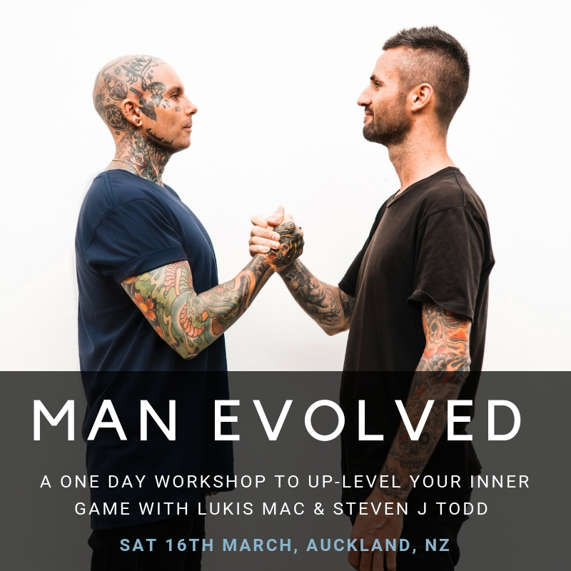 MAN EVOLVED