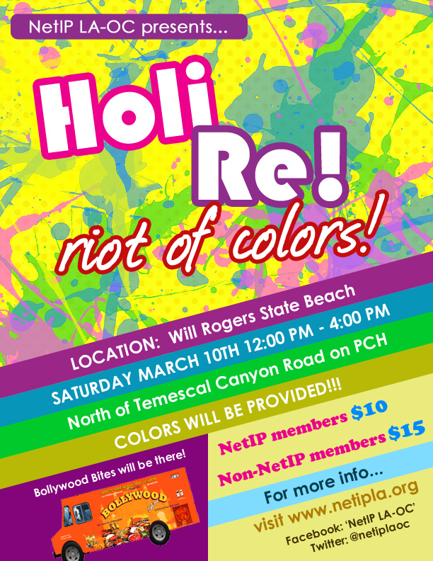 Holi Re Poster