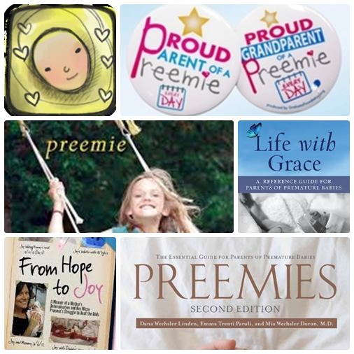 parents of preemies day twitter chat prizes
