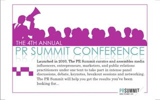 4th Annual PR Summit Kick-Off Party