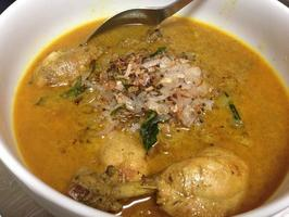 Indian Cooking Class: Chicken Curry in a Coconut Milk...