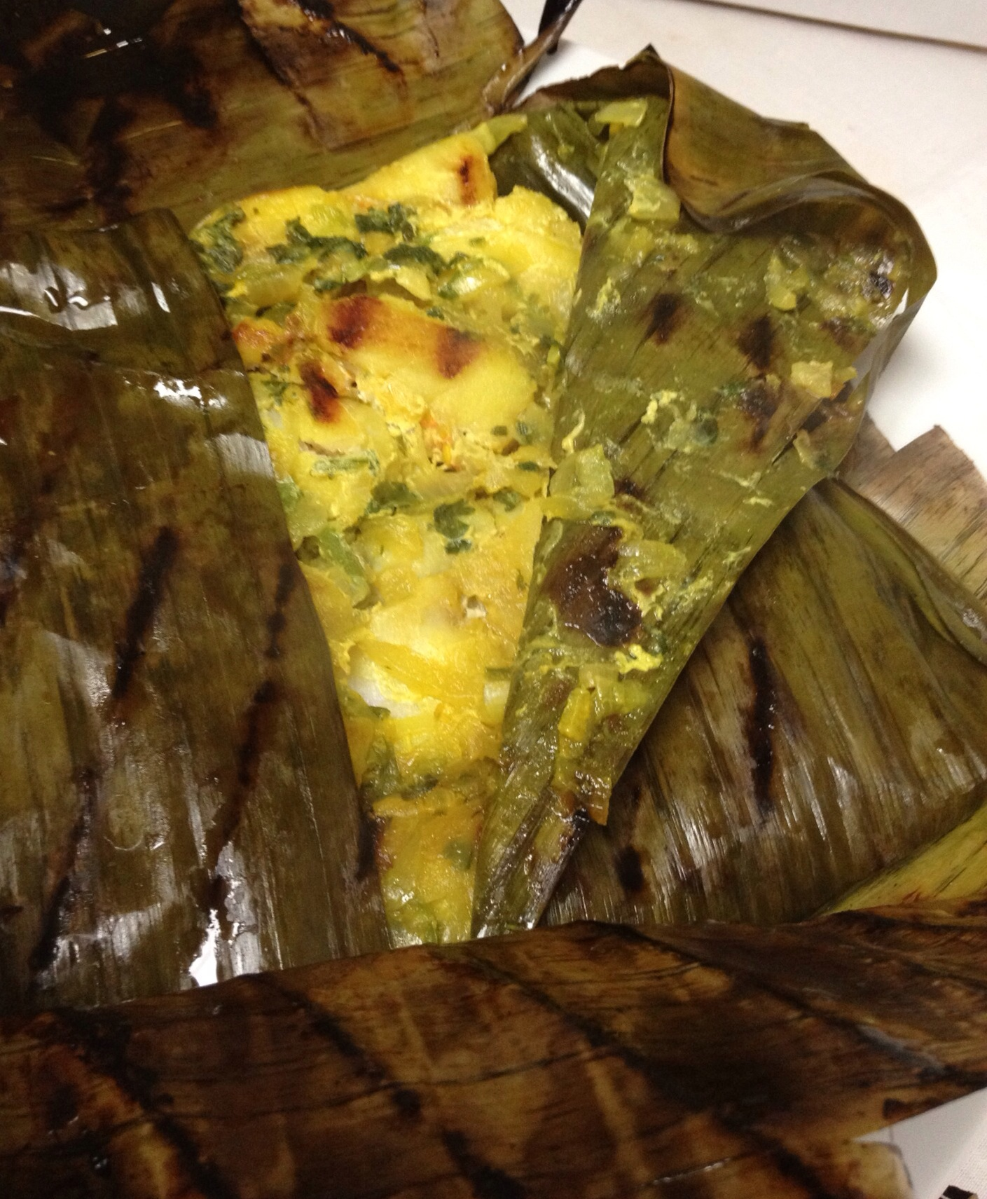 Bengali Banana Leaf Fish - I Heart Curry