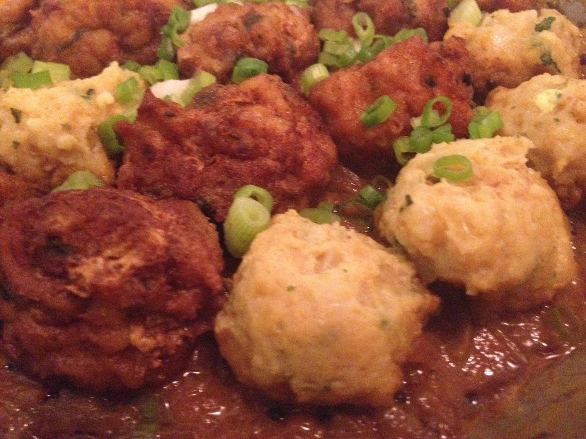 I Heart Curry - Indian Hands-on Cooking Classes: Fish Kofta
